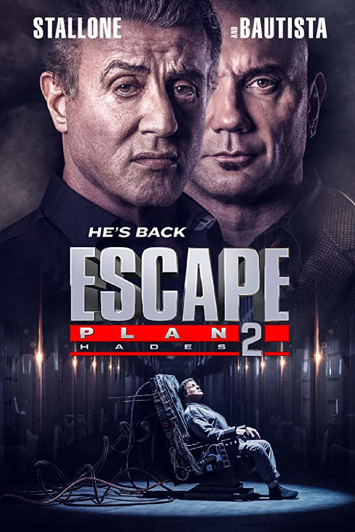 'Escape Plan II' movie poster