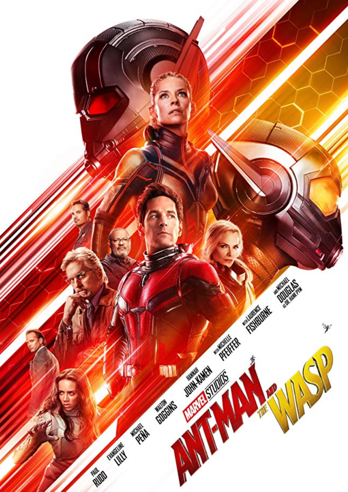 'Ant-Man And The Wasp' movie poster