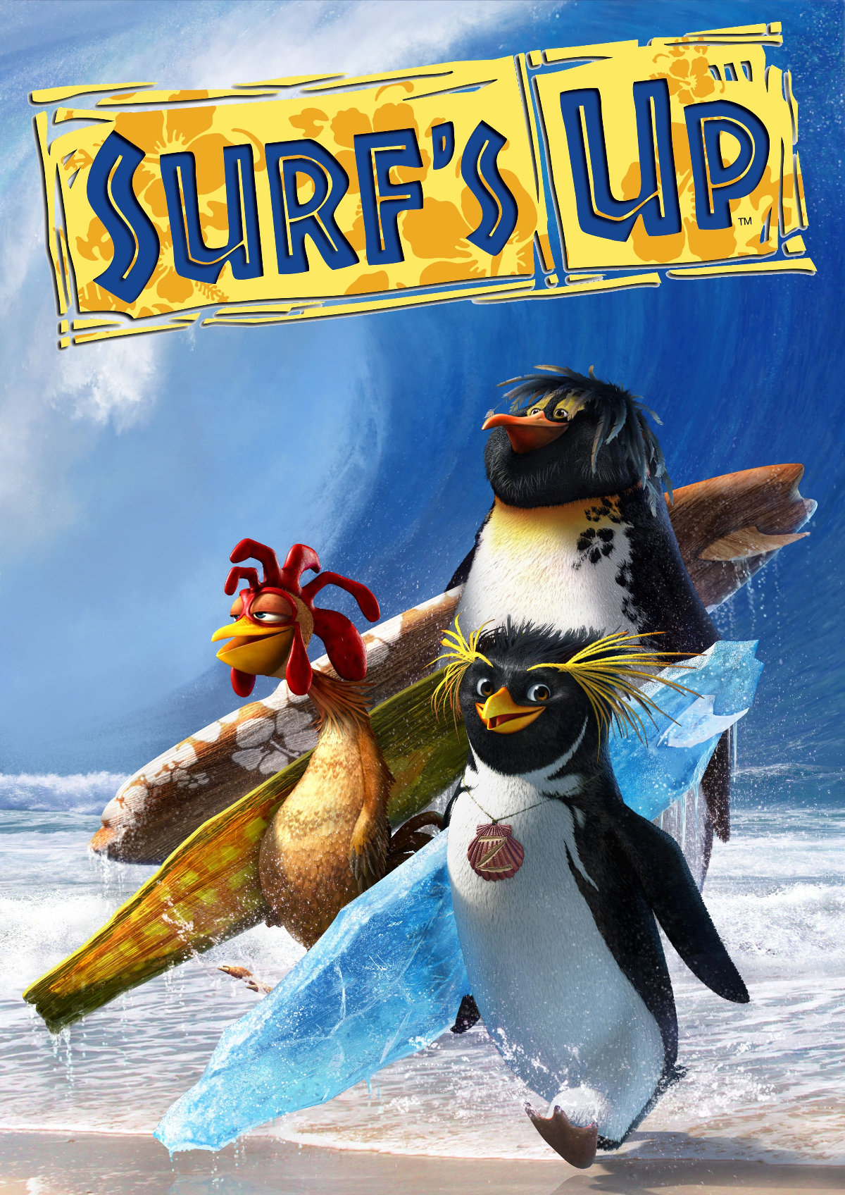 'Surf's Up' movie poster