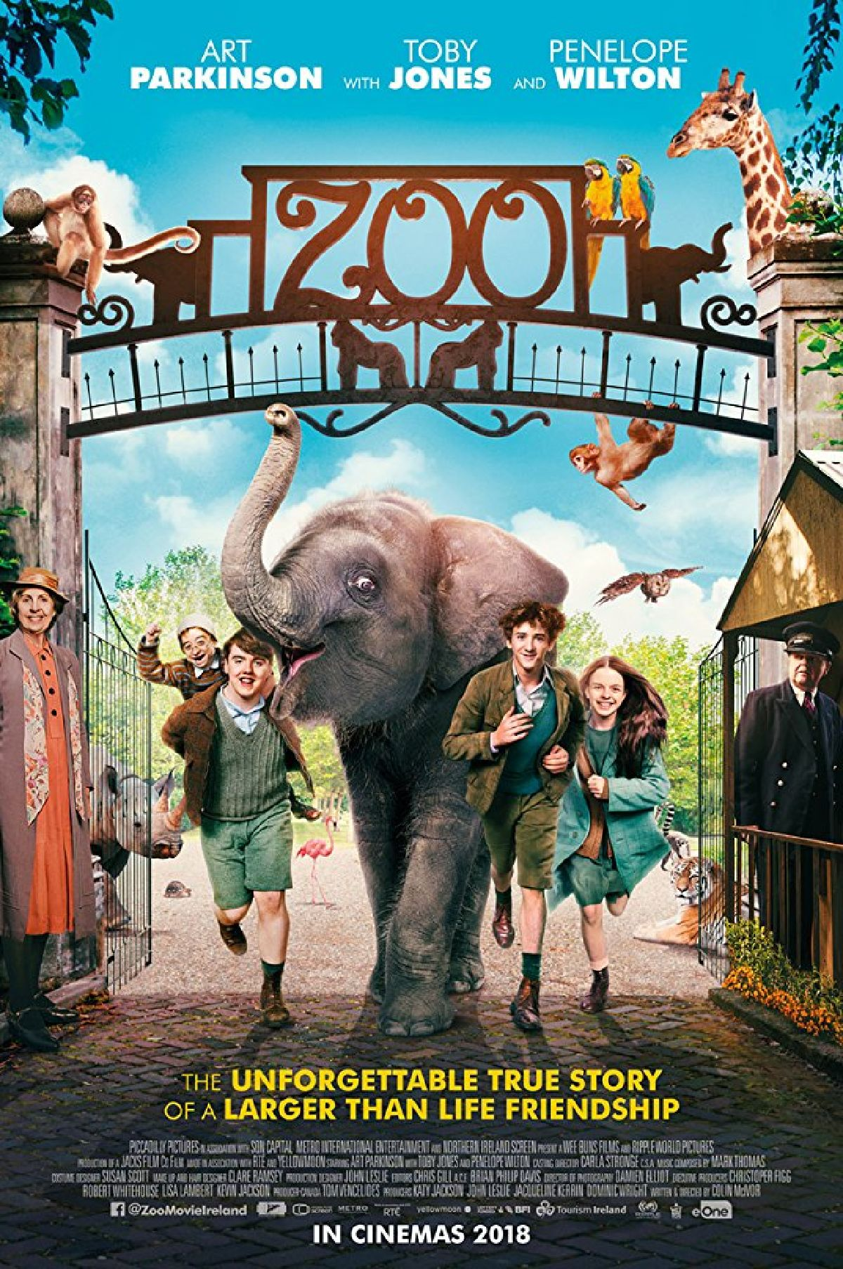 'Zoo' movie poster