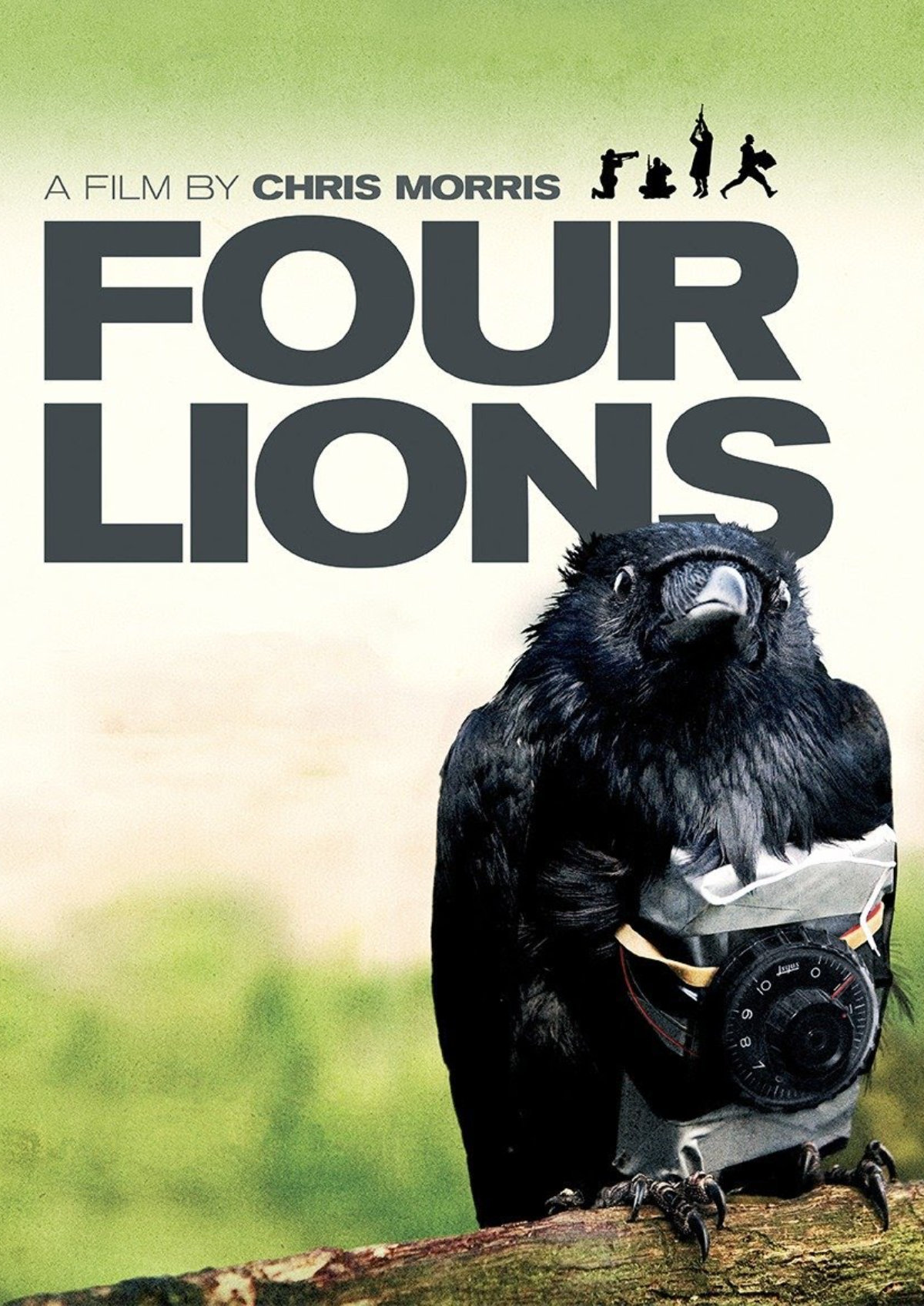 'Four Lions' movie poster