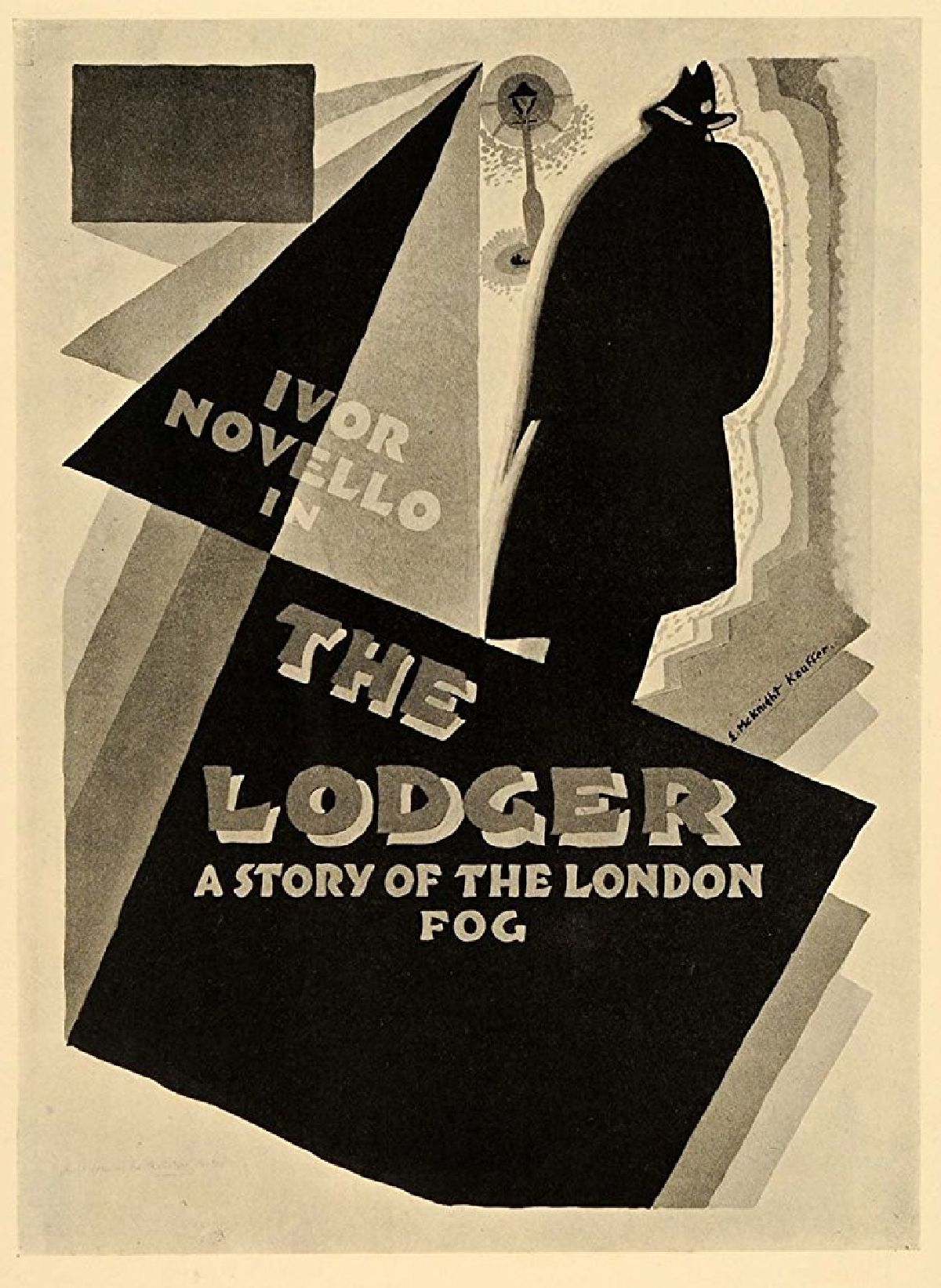 'The Lodger' movie poster