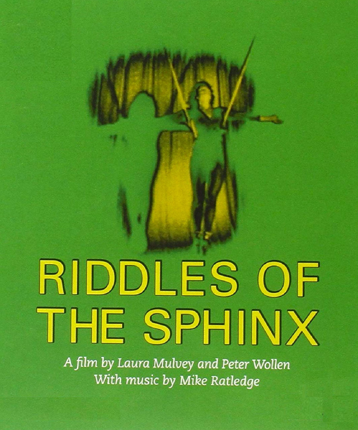 'Riddles Of The Sphinx' movie poster