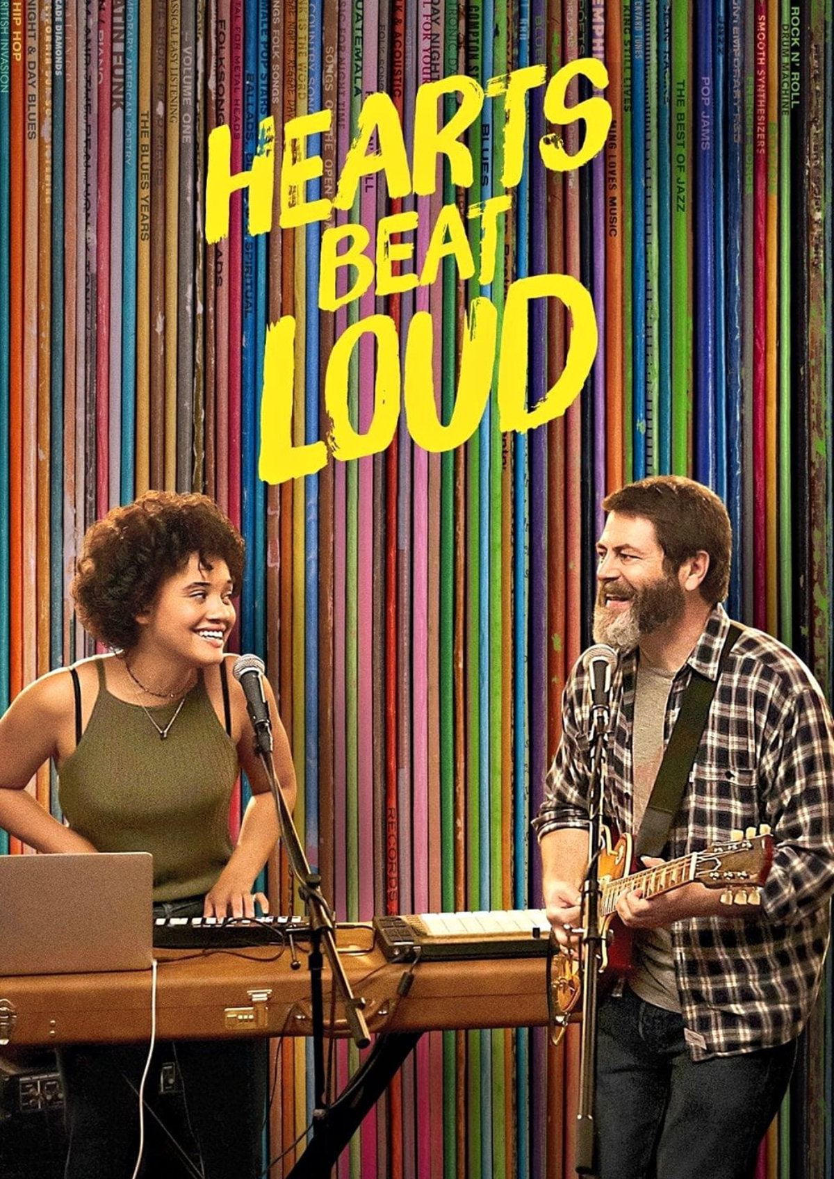 'Hearts Beat Loud' movie poster