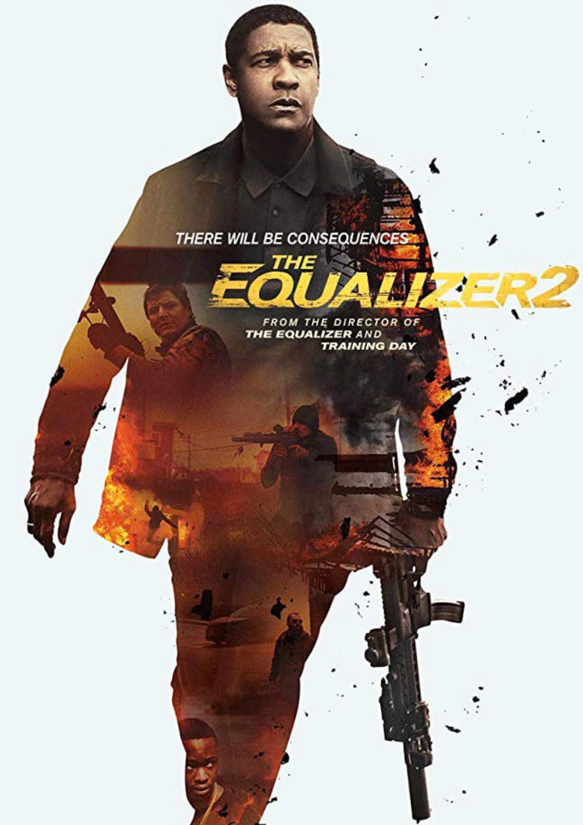 'The Equalizer 2' movie poster