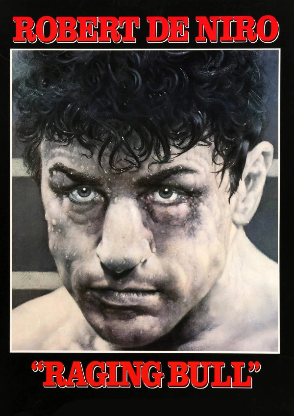 'Raging Bull' movie poster