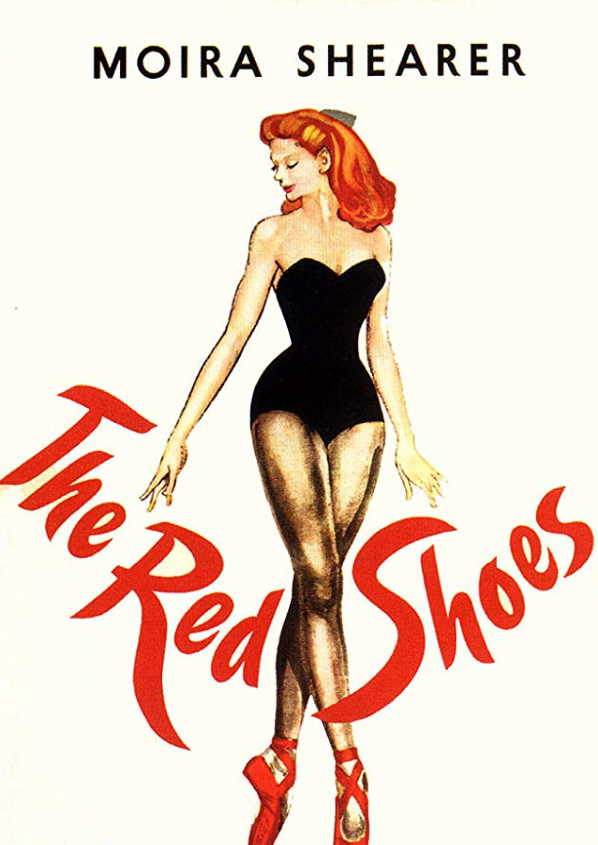 'The Red Shoes' movie poster