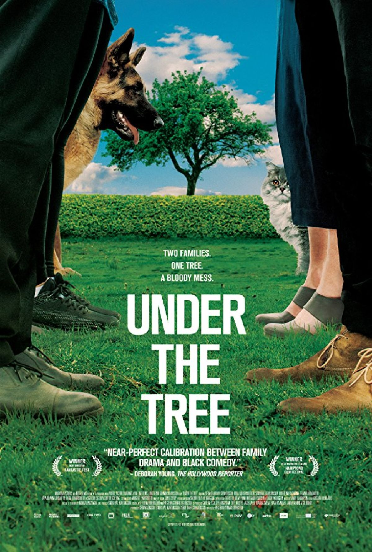 'Under The Tree' movie poster