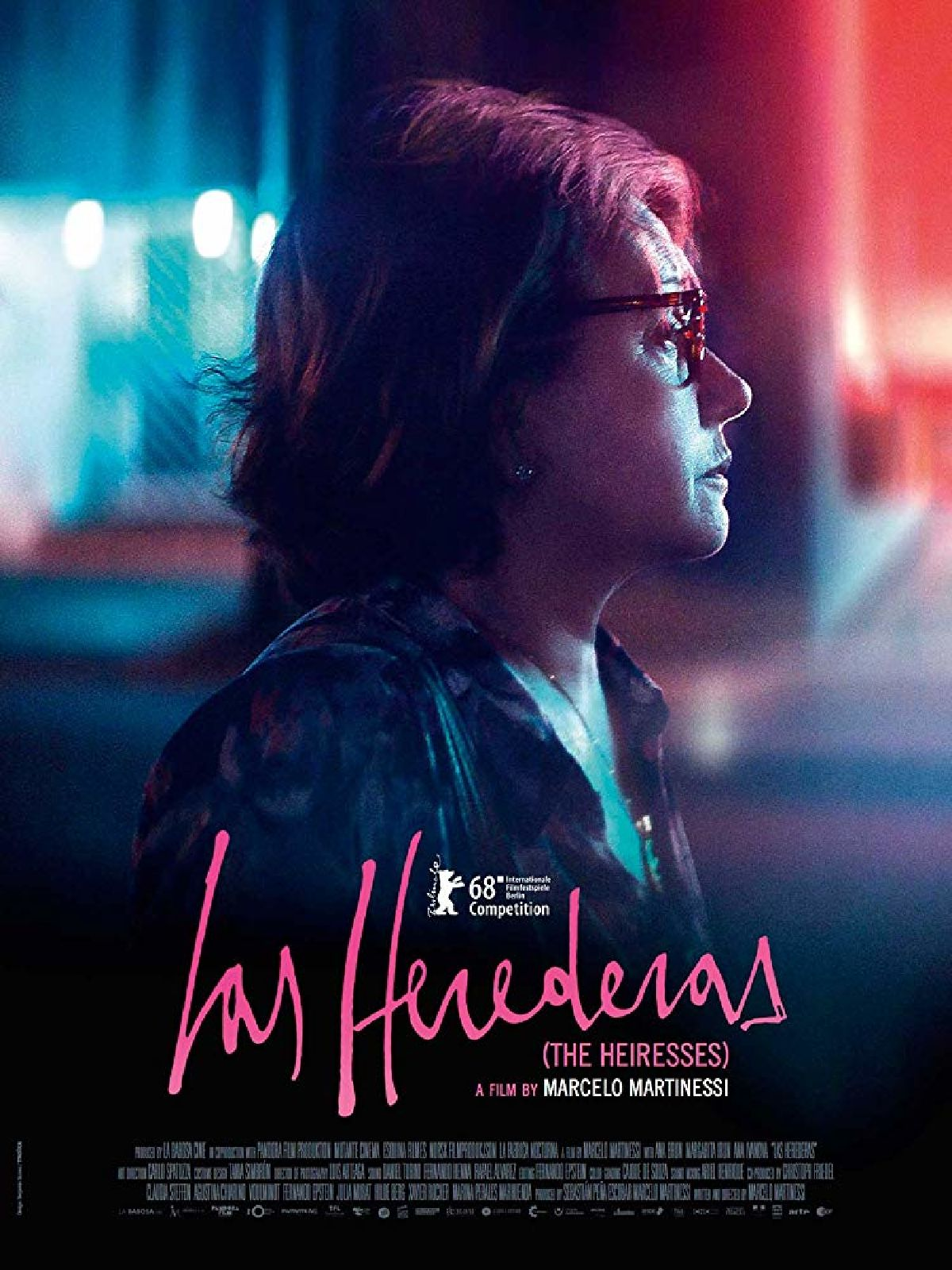 'The Heiresses' movie poster