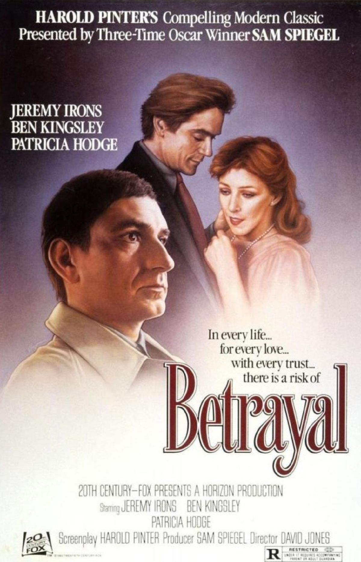 'Betrayal' movie poster