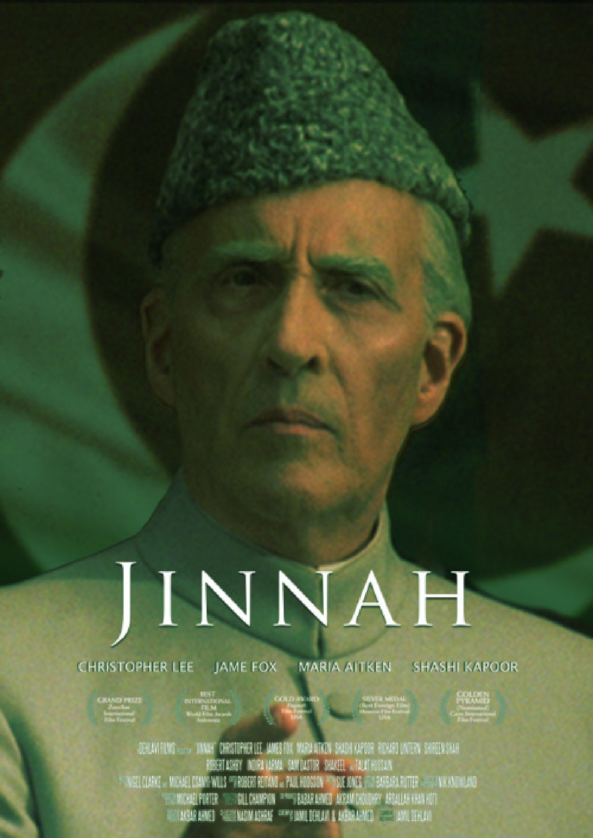 'Jinnah' movie poster