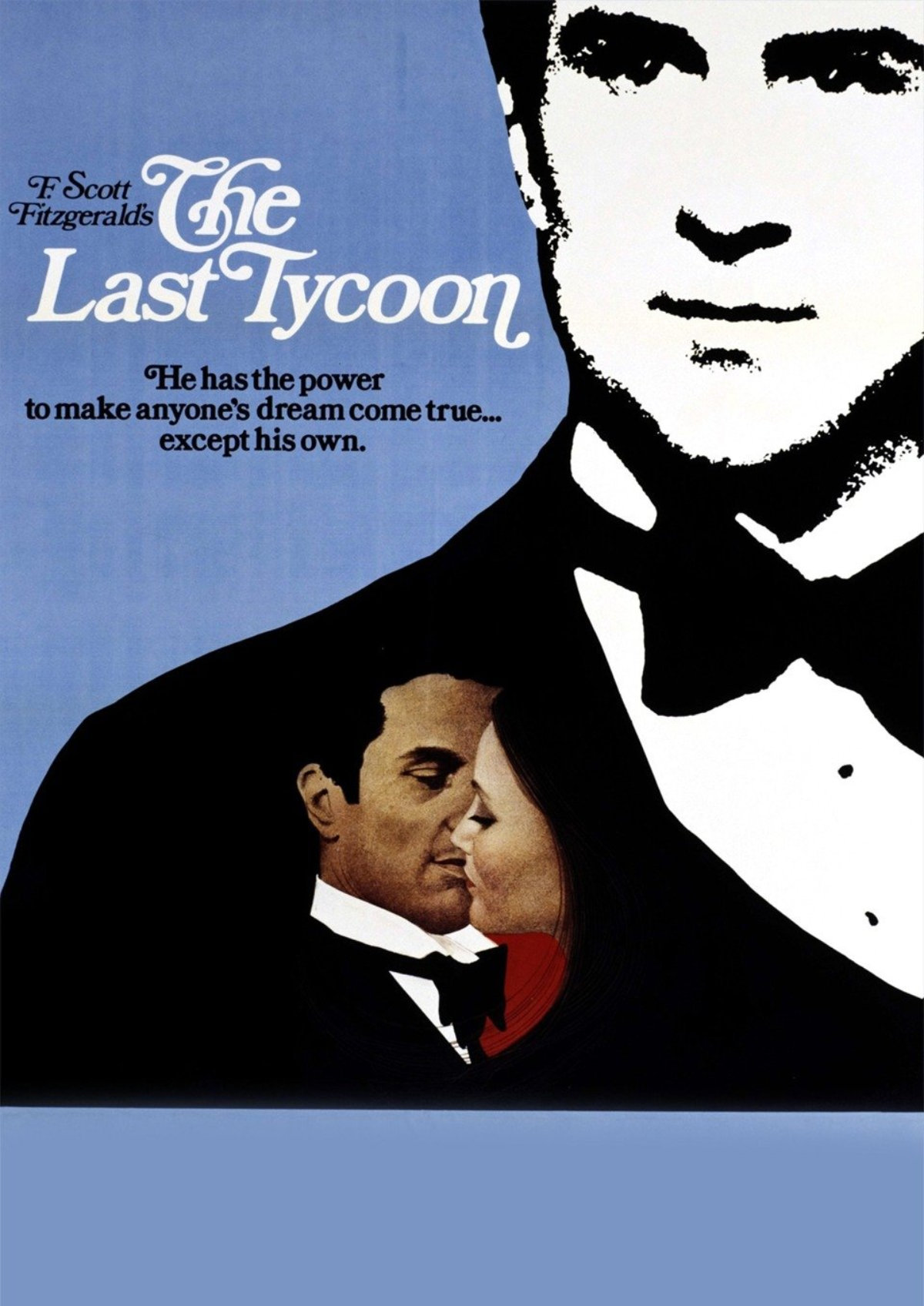 'The Last Tycoon' movie poster