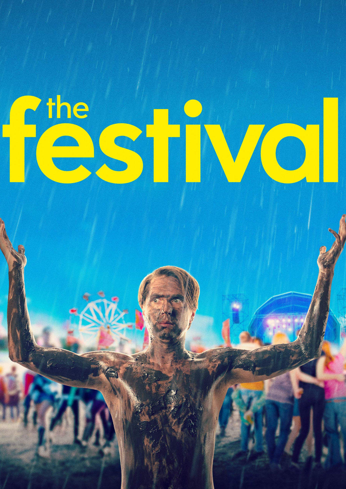 'The Festival' movie poster