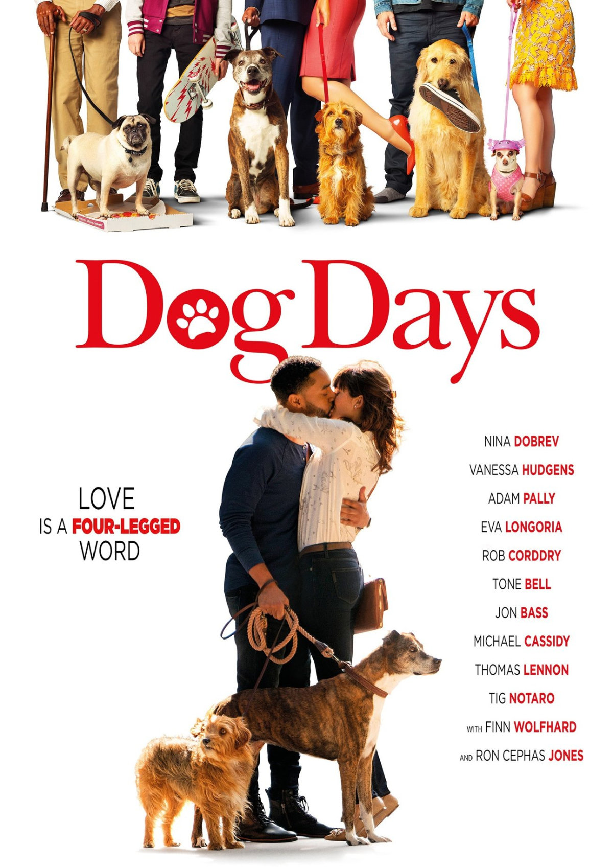 'Dog Days' movie poster
