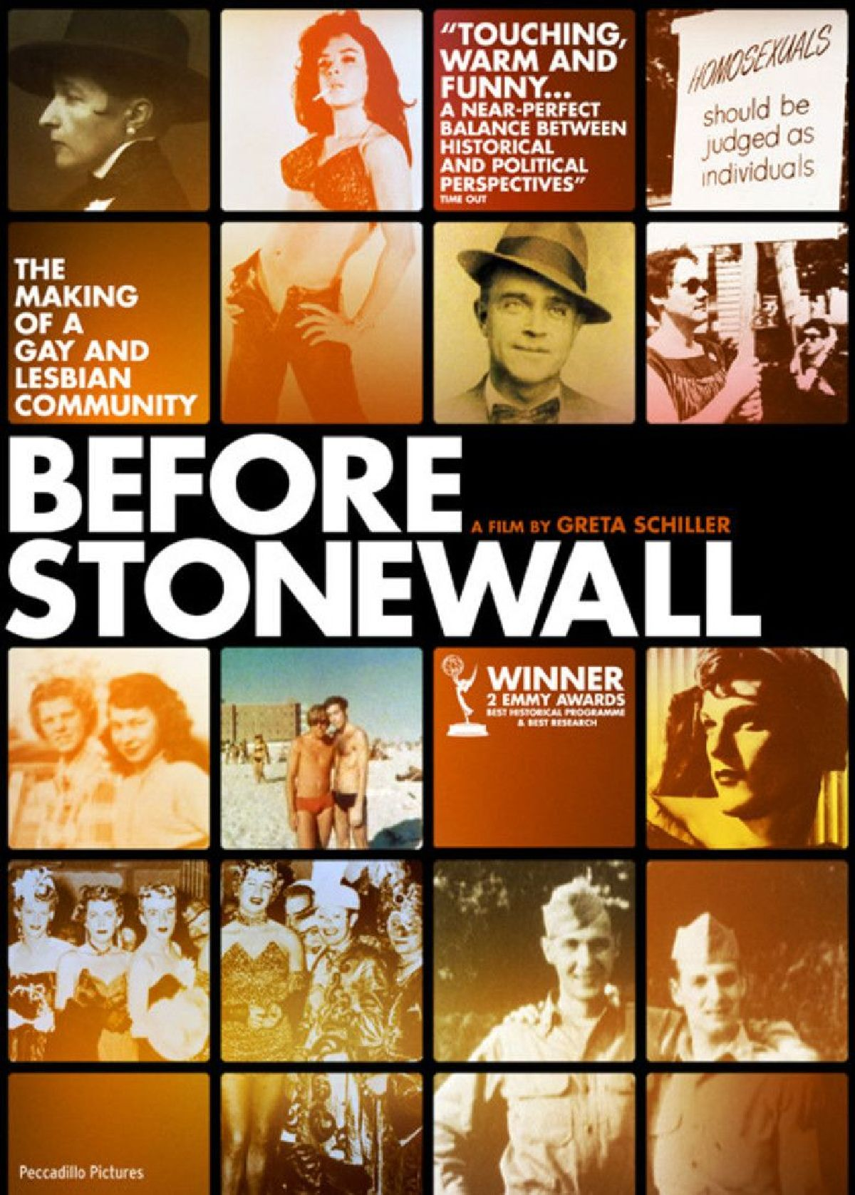 'Before Stonewall' movie poster