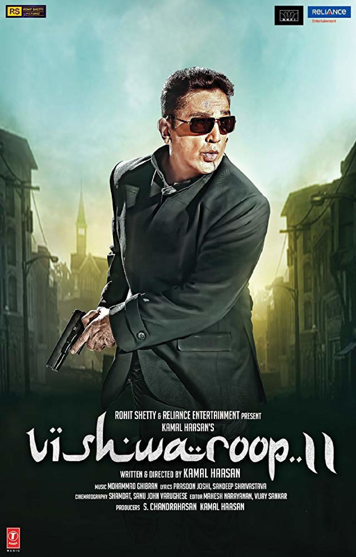'Vishwaroopam 2' movie poster