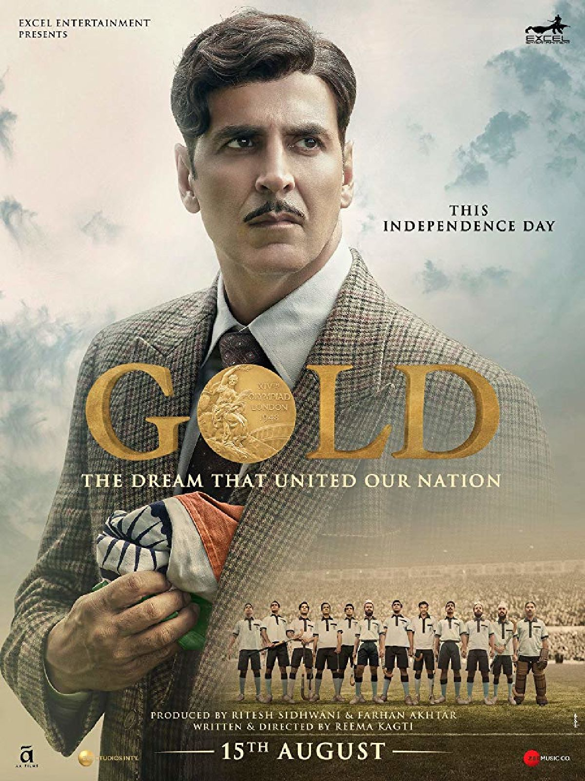 'Gold' movie poster