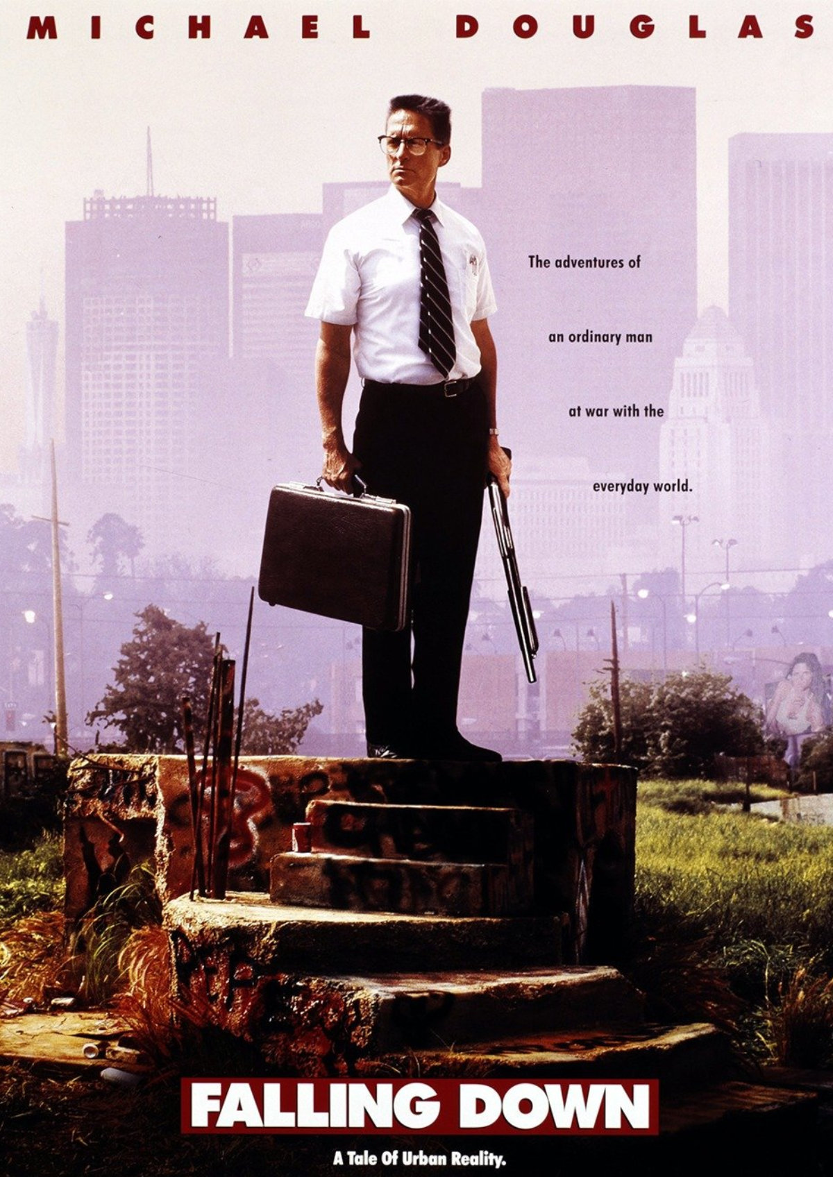 'Falling Down' movie poster