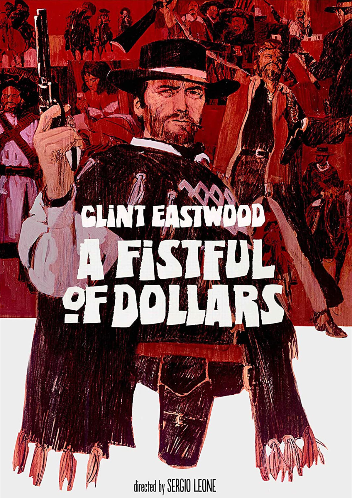 'A Fistful of Dollars' movie poster