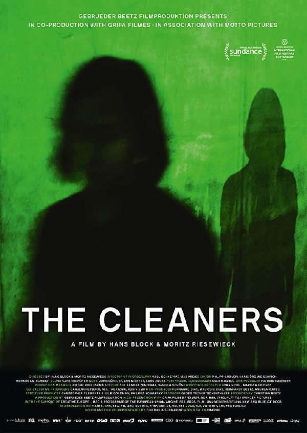 'The Cleaners' movie poster