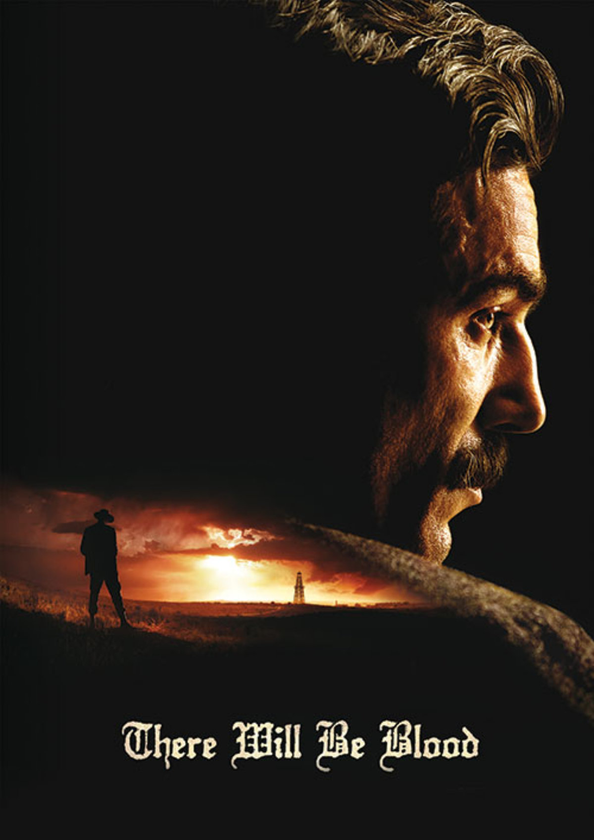 'There Will Be Blood' movie poster
