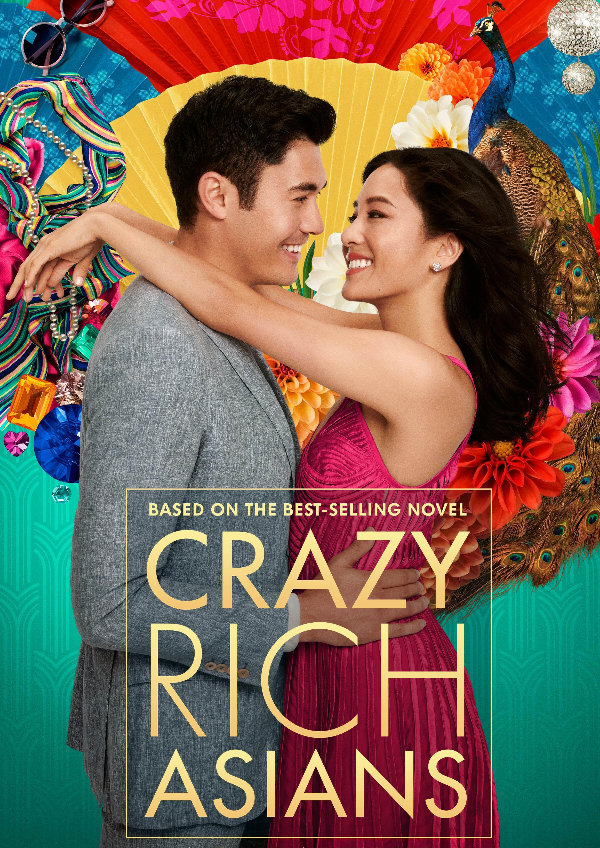 'Crazy Rich Asians' movie poster