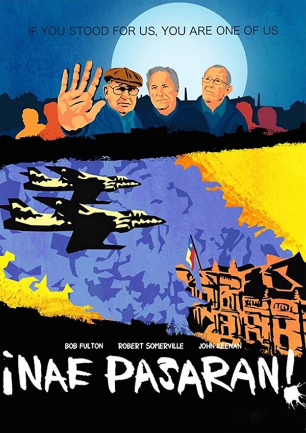 'Nae Pasaran' movie poster