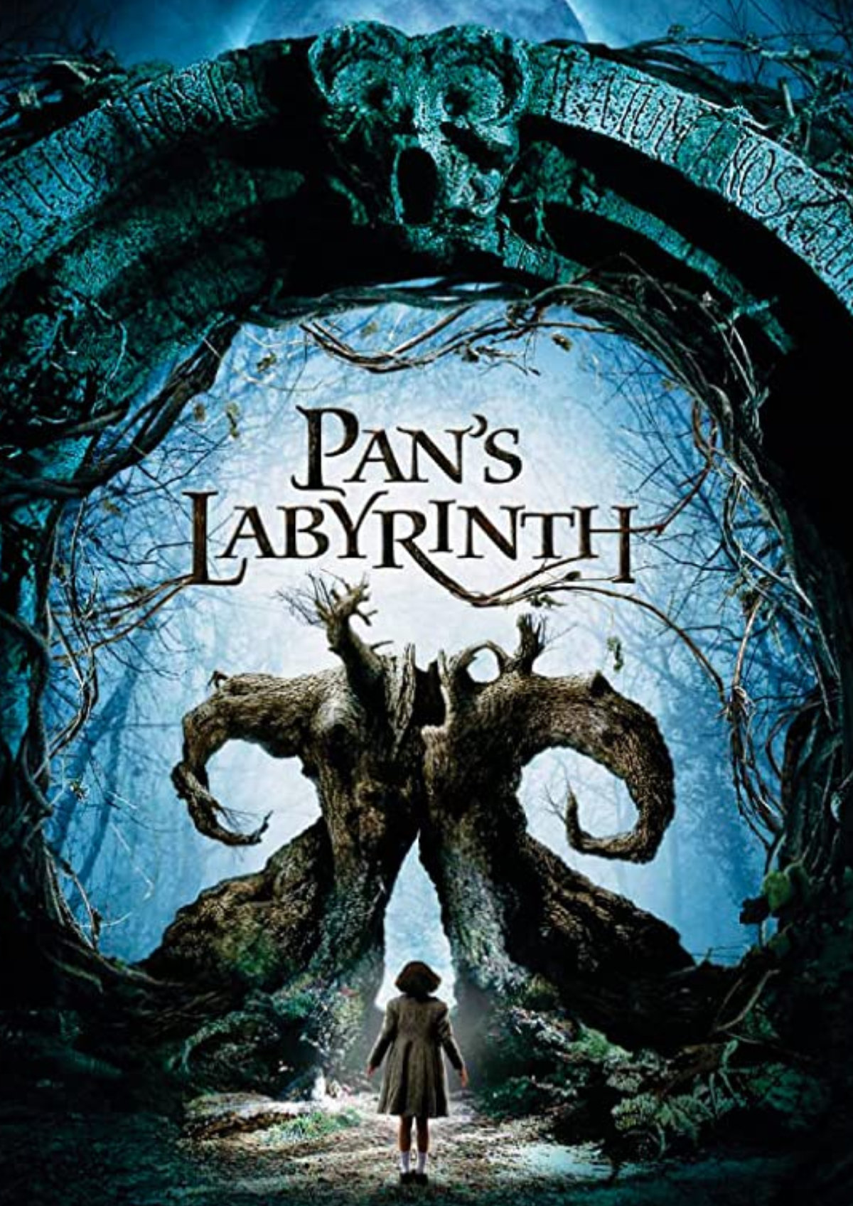 'Pan's Labyrinth' movie poster