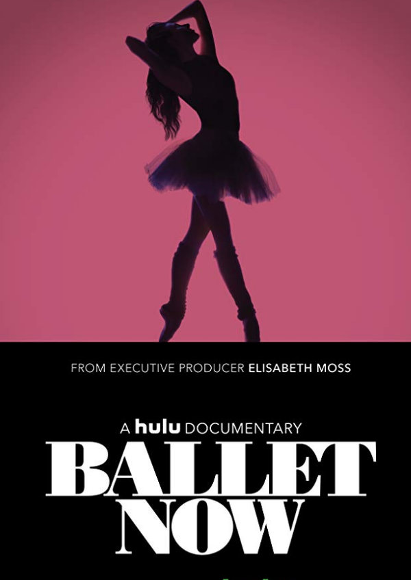'Ballet Now' movie poster