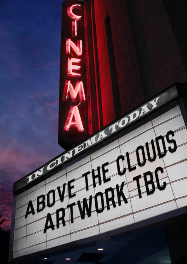 'Above the Clouds' movie poster