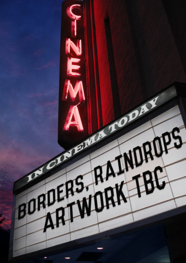 'Borders, Raindrops' movie poster