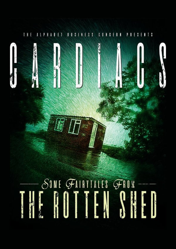 'Cardiacs - Some Fairytales From The Rotten Shed' movie poster