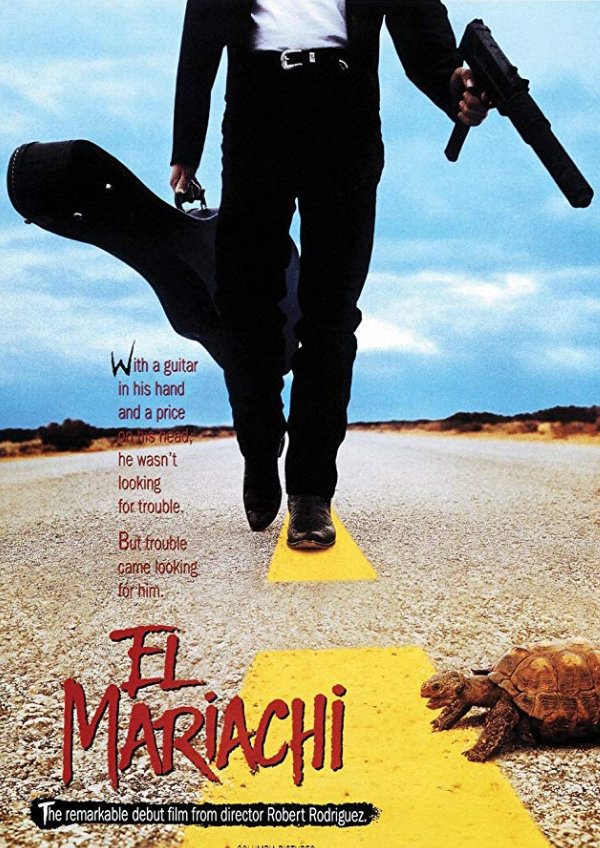 'El Mariachi' movie poster