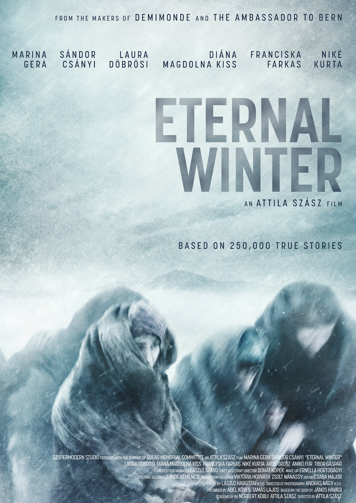 'Eternal Winter' movie poster