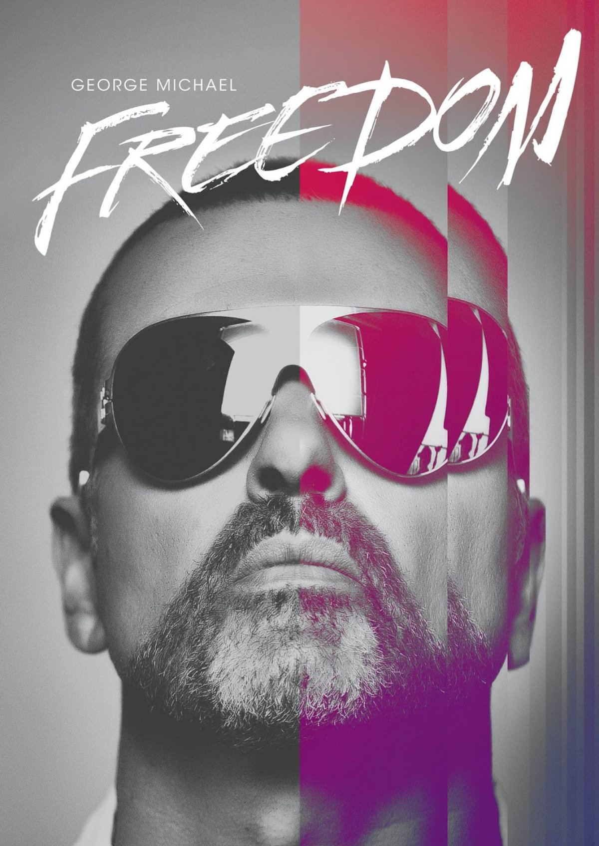 'George Michael: Freedom - The Directors Cut' movie poster