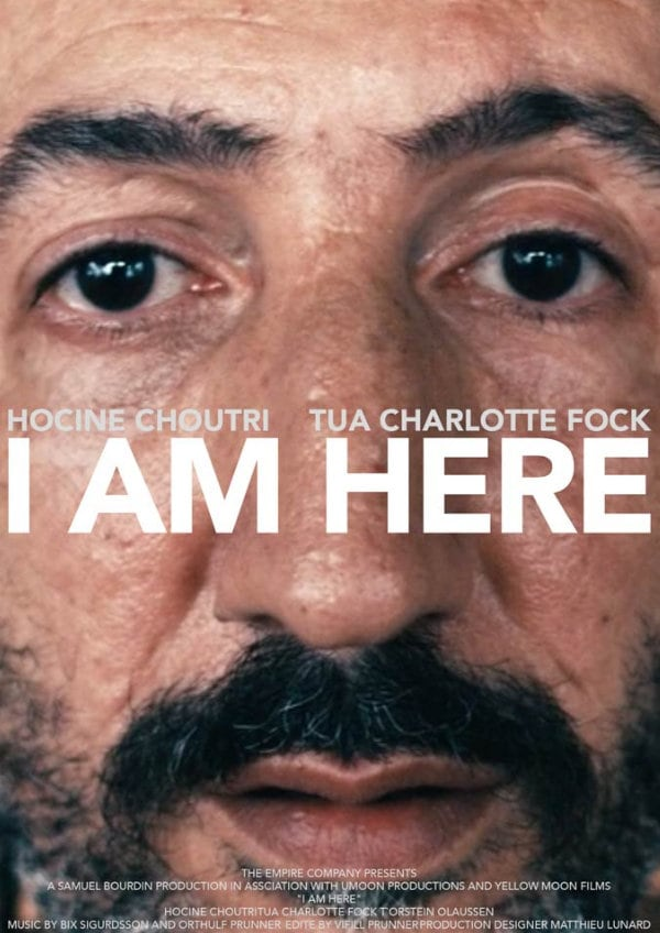 'I Am Here' movie poster
