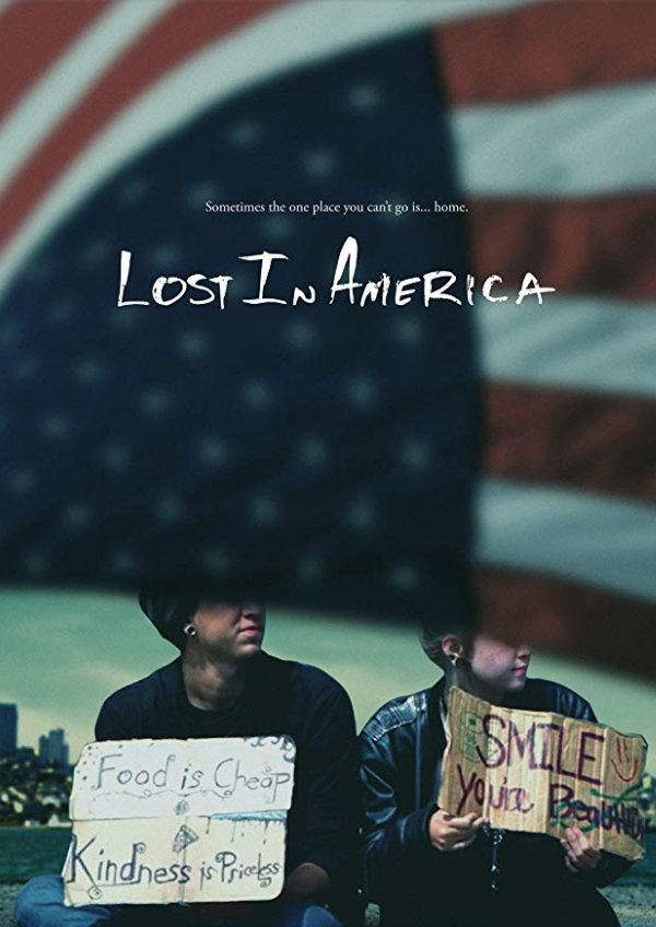 'Lost In America' movie poster