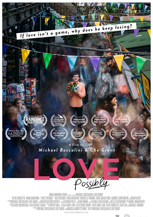 'Love Possibly' movie poster
