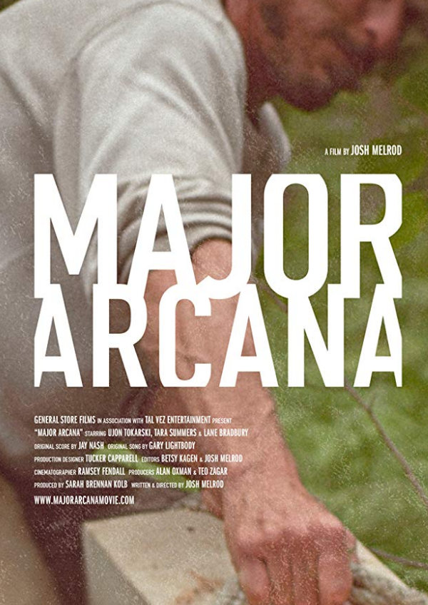 'Major Arcana' movie poster