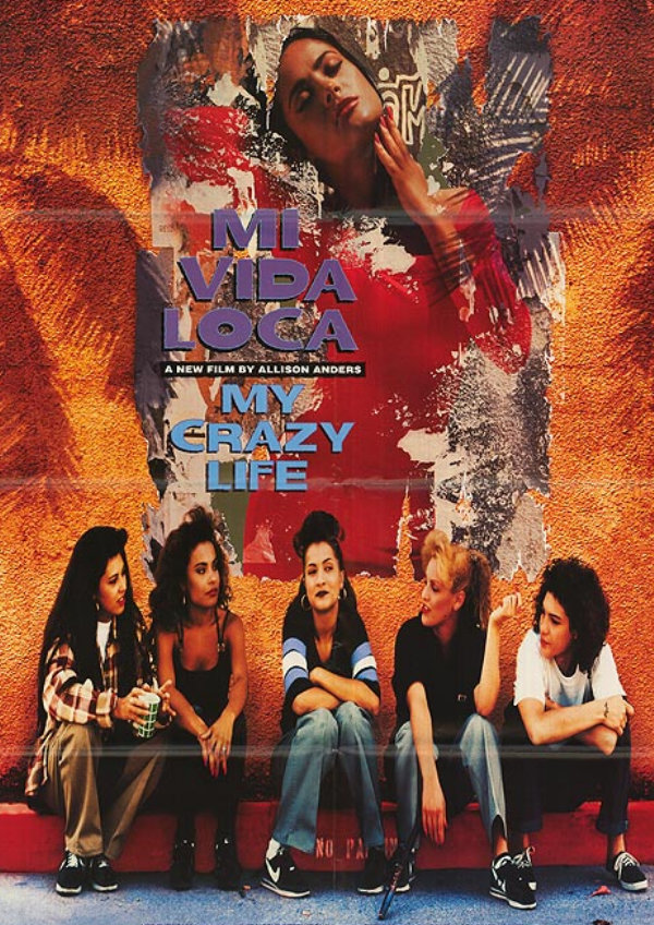 'Mi Vida Loca' movie poster