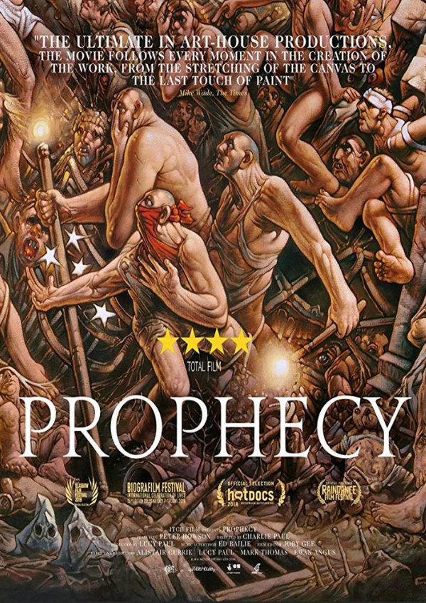 'Prophecy' movie poster
