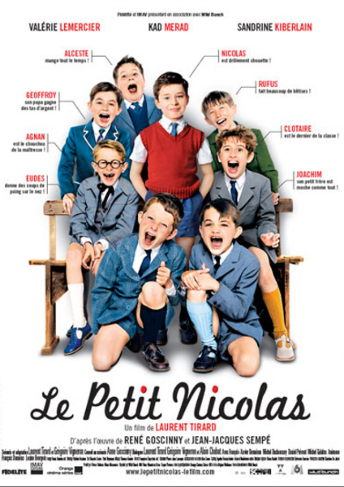 'Little Nicolas (Le Petit Nicolas)' movie poster