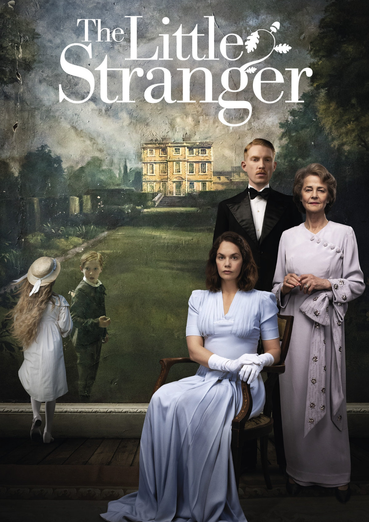 'The Little Stranger' movie poster