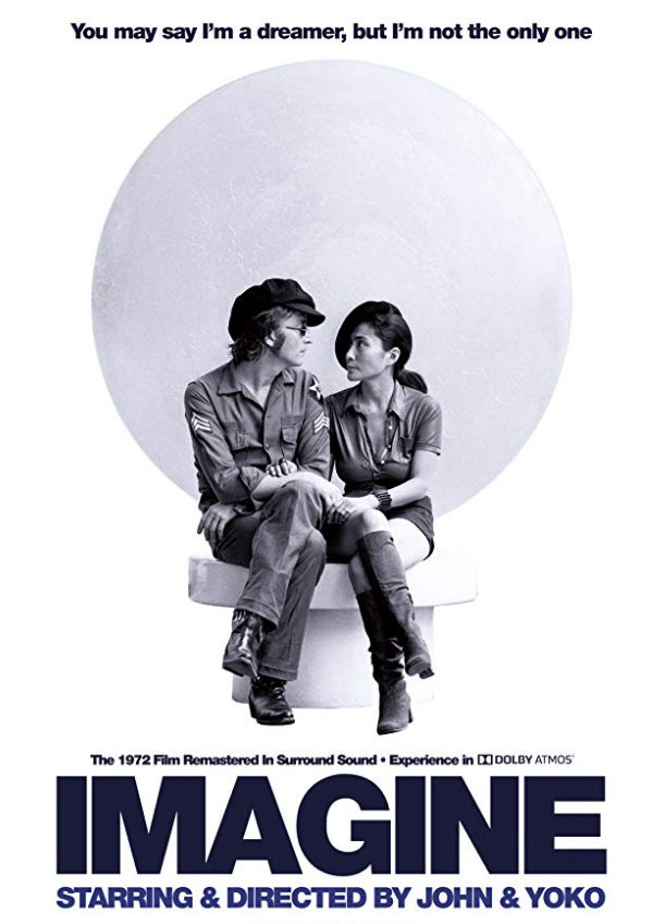 'Imagine' movie poster