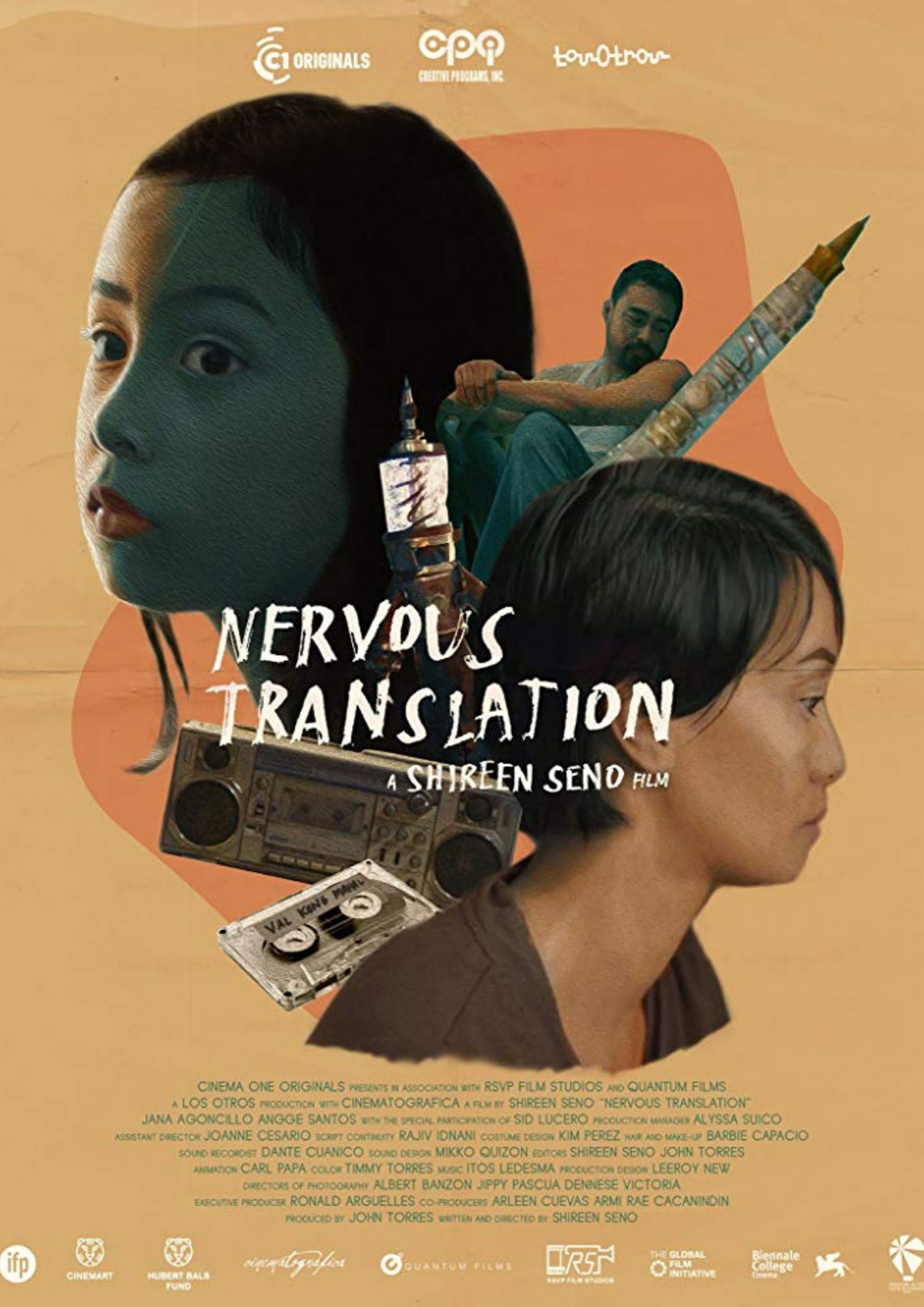 'Nervous Translation' movie poster