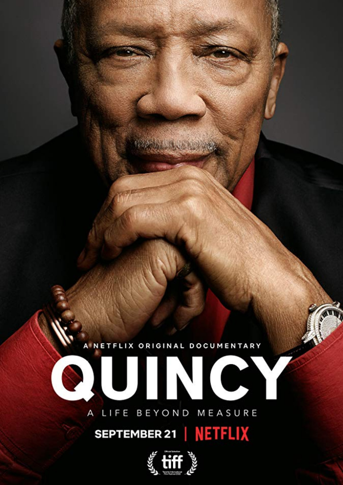 'Quincy' movie poster