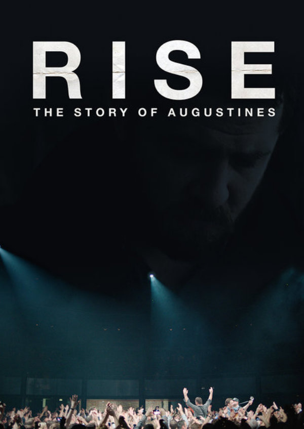 'Rise: The Story of Augustines' movie poster