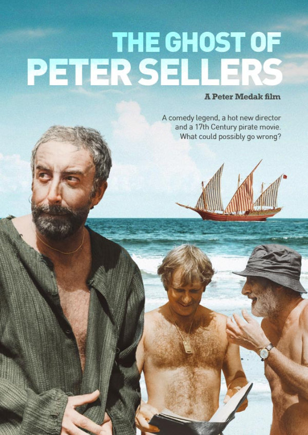 'The Ghost of Peter Sellers' movie poster