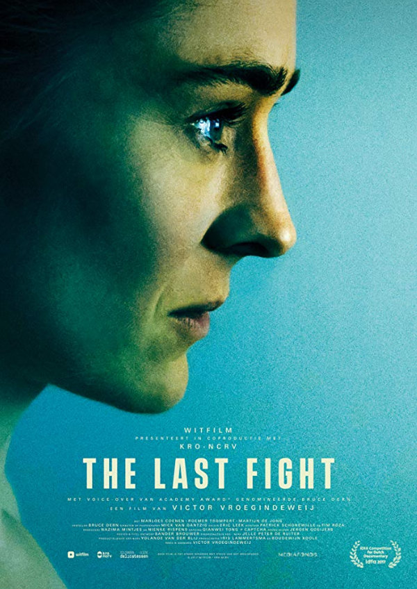 'The Last Fight' movie poster
