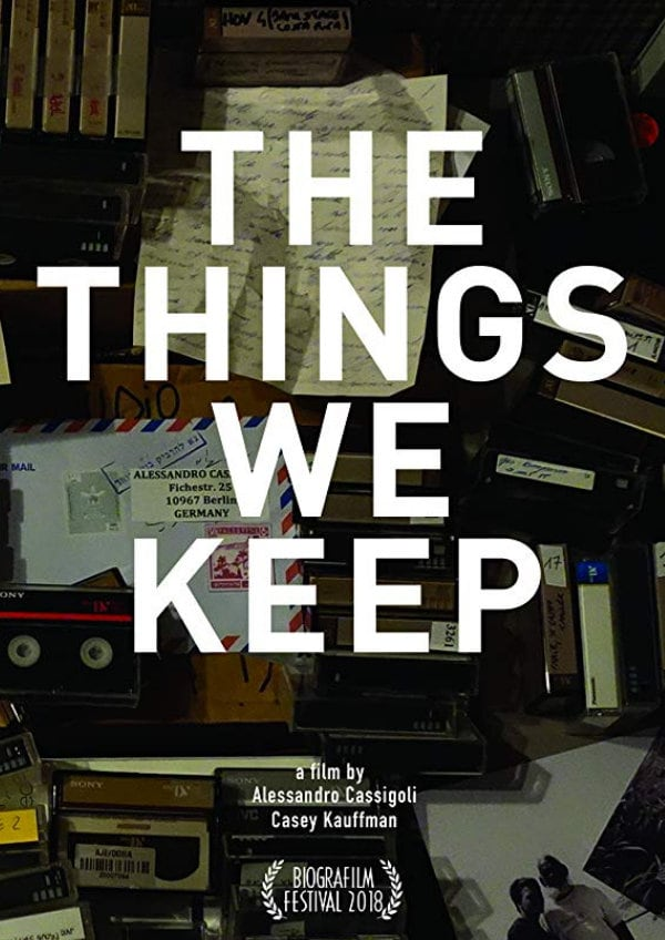 'The Things We Keep' movie poster